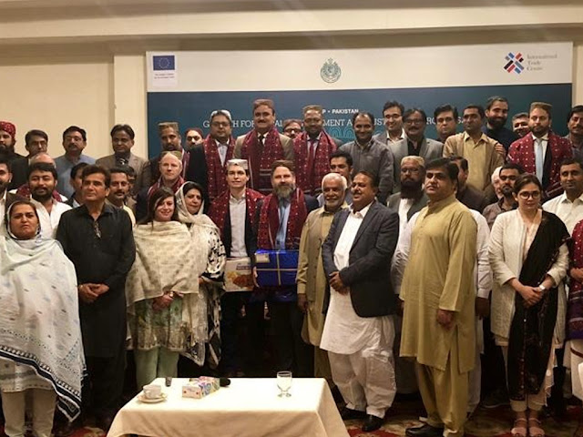Consultations held for improving livestock, dairy and horticulture value chains in Sindh and Balochistan