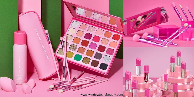 Jeffree Star morphe collections