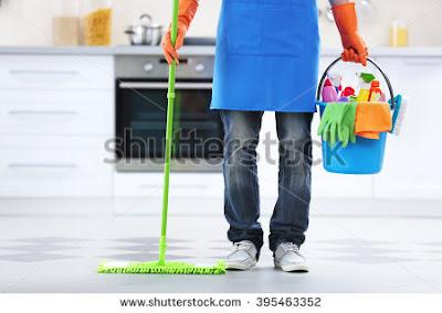 memilih layanan cleaning servise dan ART secara ceoat
