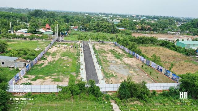 khu dân cư thịnh vượng 2 củ chi, đất nền dự án khu dân cư thịnh vượng 2 Residence