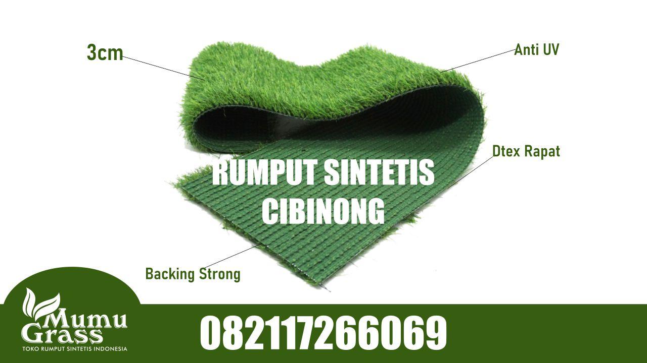 RUMPUT SINTETIS CIBINONG