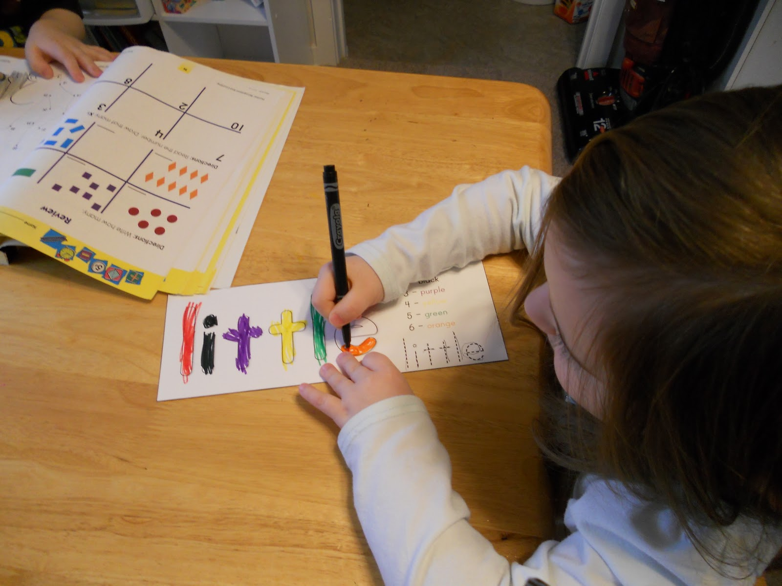 Adventures In Family Preschool Reading Activities