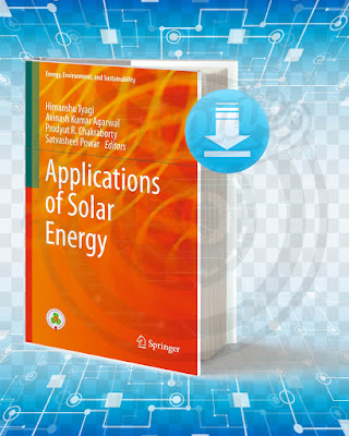 Free Book Applications Of Solar Energy pdf.