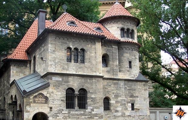 Praga, Sinagoga Pinkas