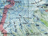 Скачать бесплатно топографические карты - Западный Кавказ, Карачаево-Черкесия