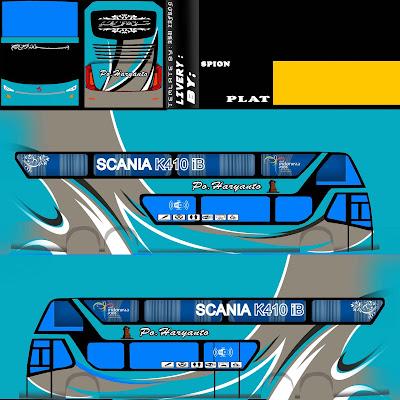 tema bus sdd po haryanto biru