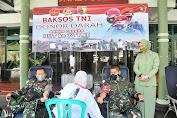 Peringati HUT TNI Ke-76, Kodim 0821 Gelar Bakti Sosial Donor Darah