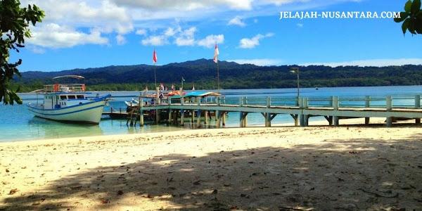 transportasi wisata private trip pulau peucang ujung kulon