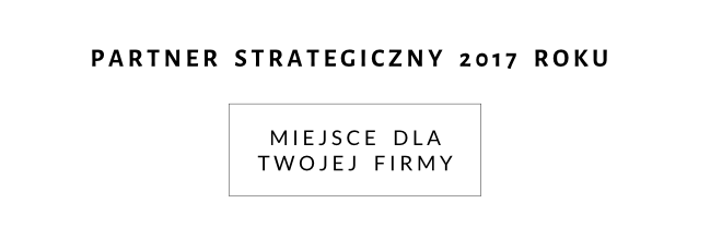 Partner Strategiczny Ruszaj w Drogę!