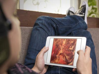 buy art on your iPad