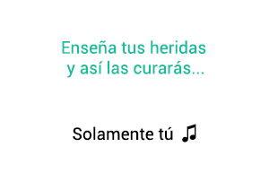 Pablo Alborán Solamente tú significado de la canción.