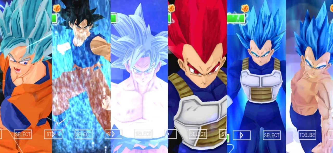 Dragon Ball Super Goku Mastered Ultra Instinct