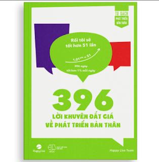 396 Lời Khuyên Đắt Giá Phát Triển Bản Thân – Rồi tôi sẽ tốt hơn 51 lần ebook PDF EPUB AWZ3 PRC MOBI
