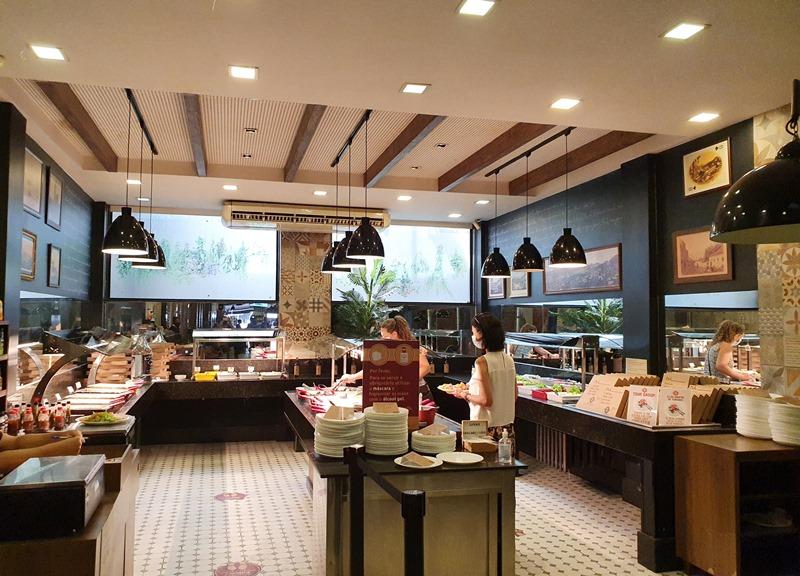 Restaurante City Tour Rio de Janeiro