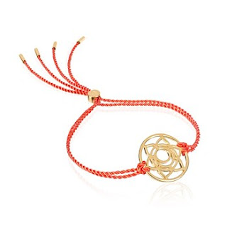 Daisy London  Sacral Friendship Bracelet