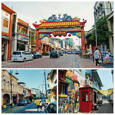 Kampung Cina Merupakan Tempat Menarik Dan Unik Yang Terletak Di Terengganu