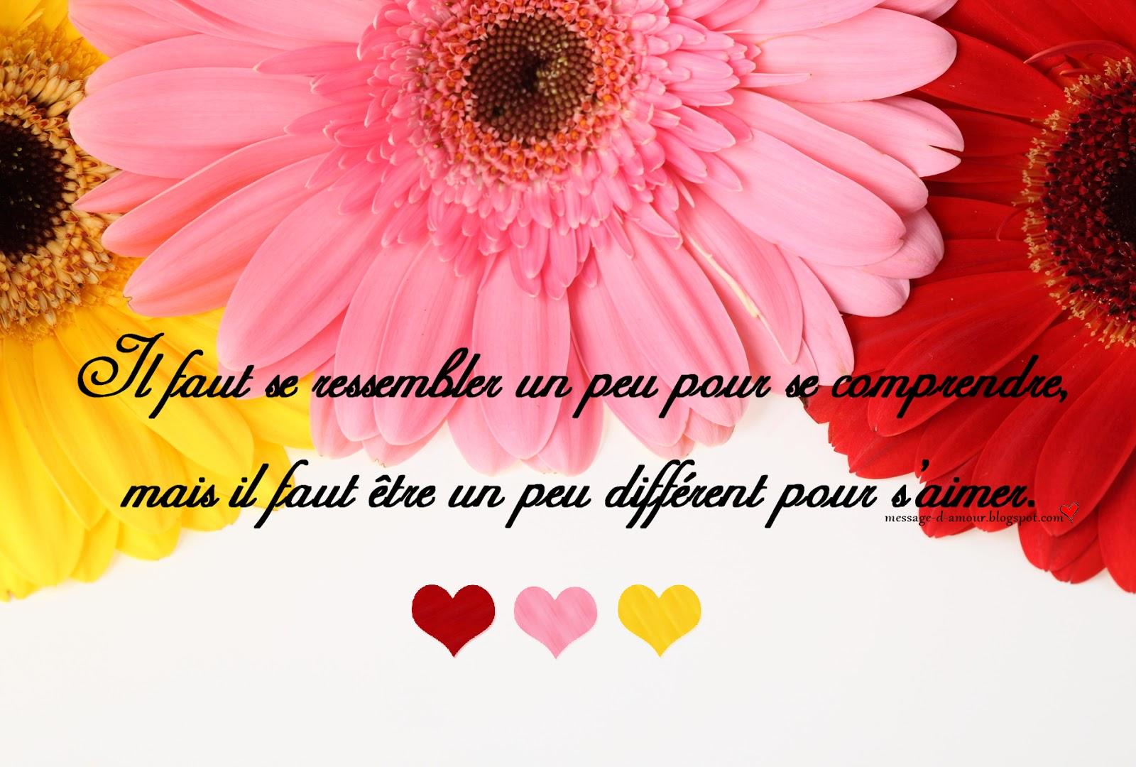 Citations d'amour ( jolies cartes)