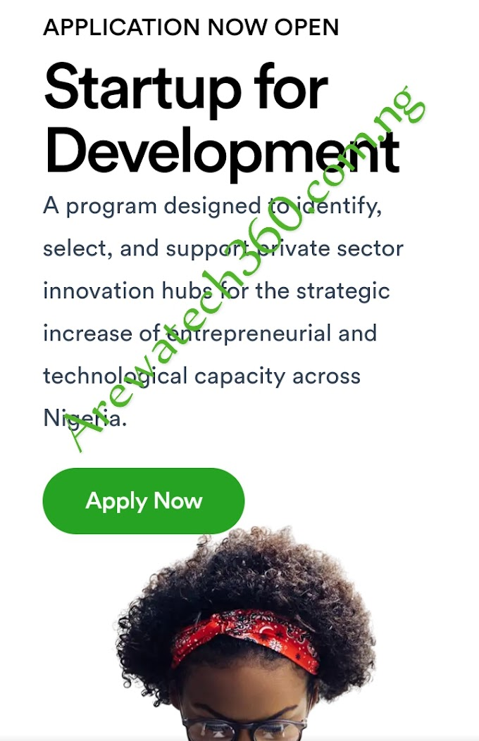 How to Apply for startup for development