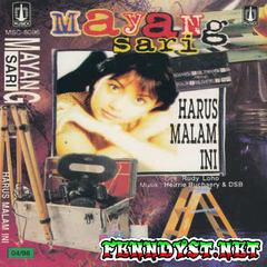 Mayang Sari - Harus Malam Ini (1997) Album cover