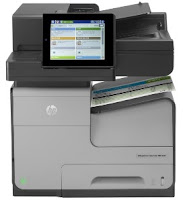 HP Officejet Enterprise X585f Driver