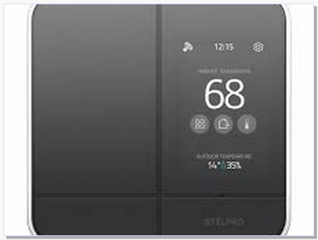 Stelpro line voltage wifi thermostat