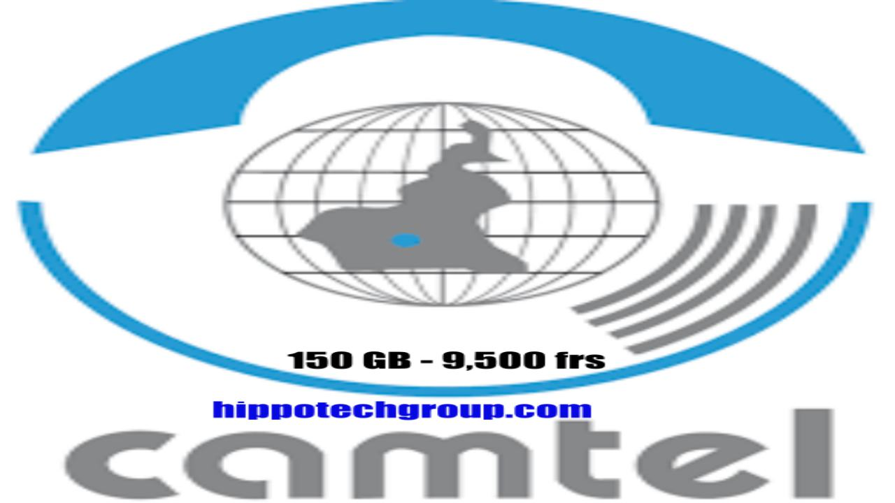Camtel Cameroon Crazy Deals: Get 150GB for 9500 FCFA Only