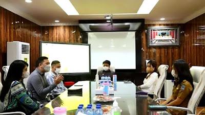 Ikatan Nyong dan Nona Manado Minta Dukungan Walikota Andrei Angouw