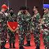 Panglima TNI Pimpin Sertijab Koorsahli, Komandan Puspom, Komandan PMPP dan Kapusdalops