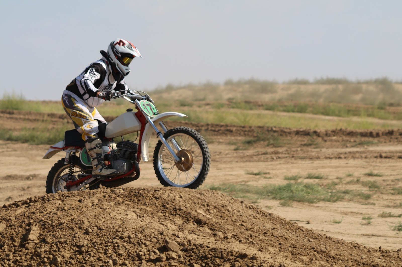 Oldmotodude cz motocrosser 17 raced at the rocky for Rocky mountain motor sports