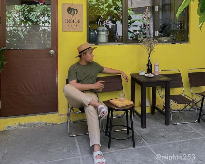 Góc coffee chill ẩn mình trong ngõ trên phố Trần Xuân Soạn