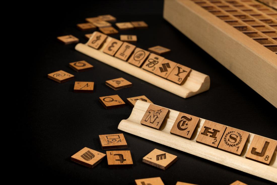 Scrabble Corporate Edition Una Version Del Clasico Juego De Mesa
