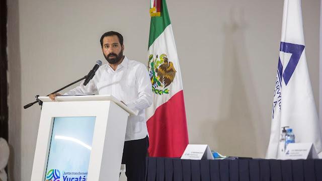 """Vila ve """"con muy buenos ojos"""" proyecto privado de nuevo aeropuerto internacional de Mérida"""