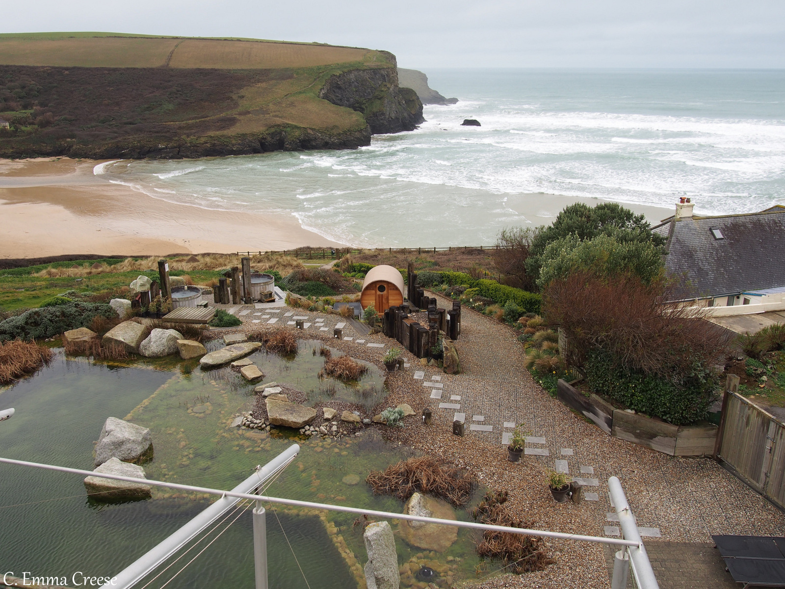 The Scarlet Hotel, Cornwall: A sumptuous seaside spa stay