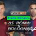 Cuplikan Pertandingan : AS Roma vs Bologna 29 Oktober 2017 Liga Italia Serie A