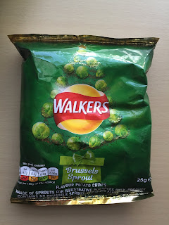 Walkers Brussels Sprout Crisps