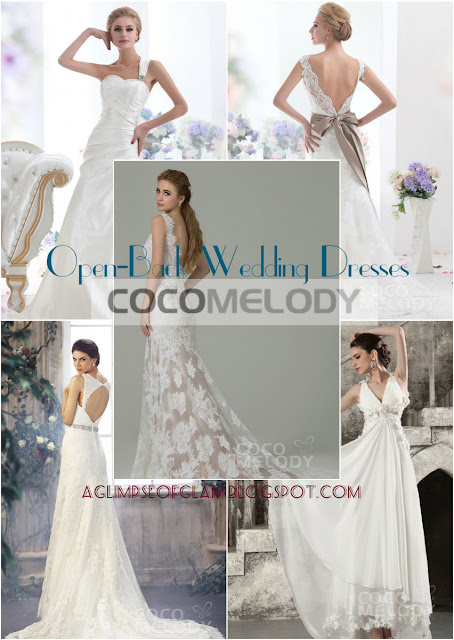 Cocomelody backless wedding dresses Andrea Tiffany aglimpseofglam