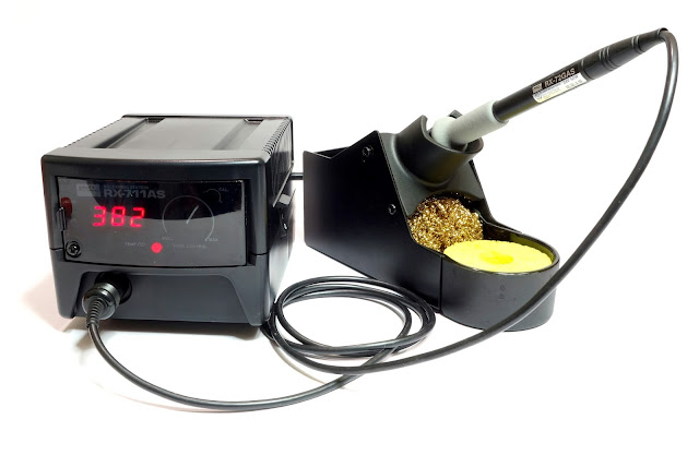 Goot RX-711AS soldering station Review