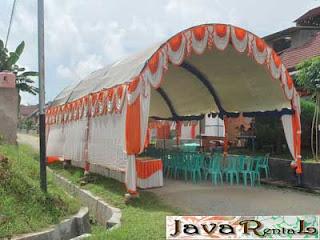 Sewa Tenda Canopy - Penyewaan Tenda Canopy Pesta