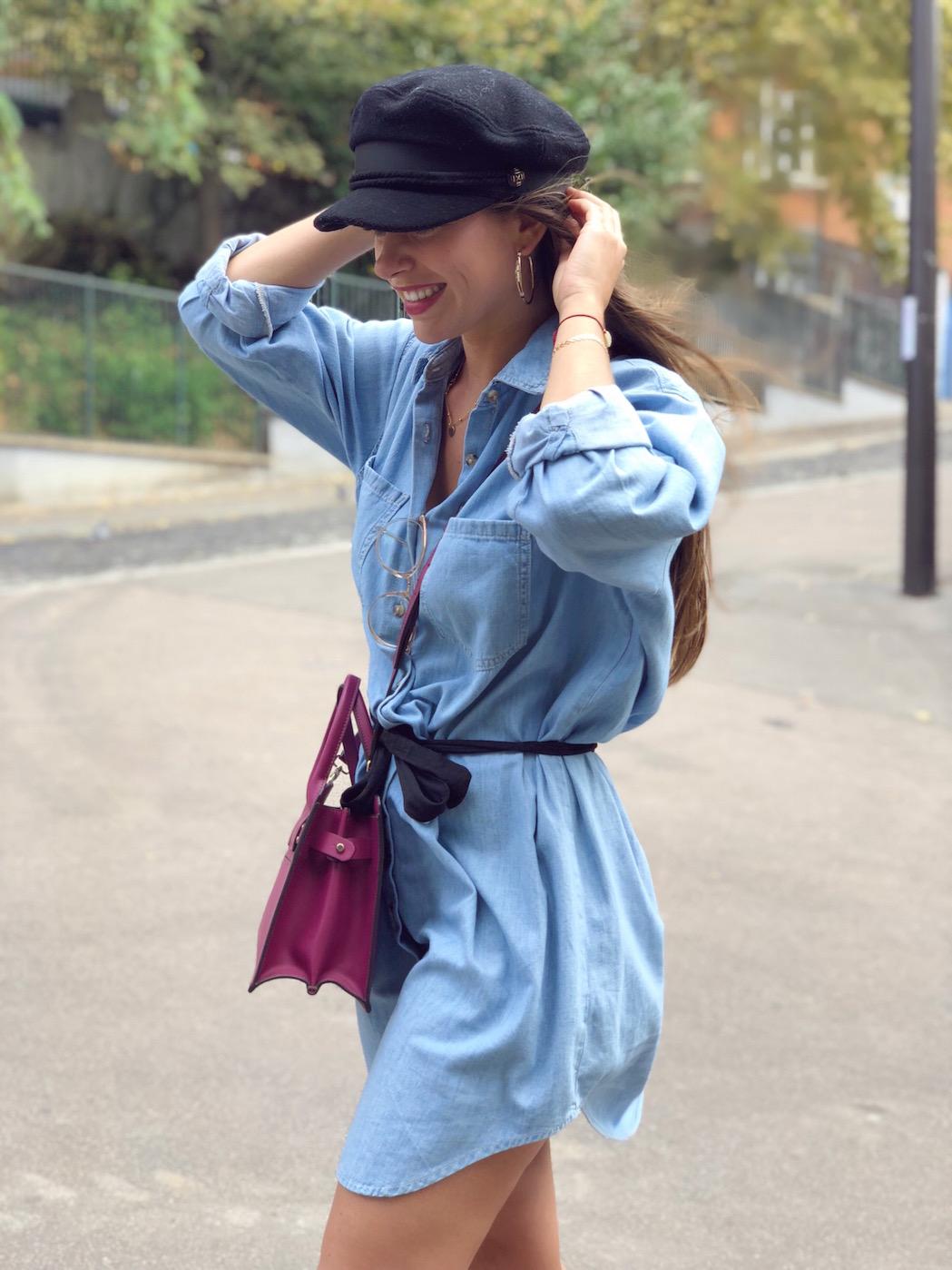 robe-chemise pull & bear 4