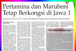 Pertamina and Marubeni Continue to Share in Java-1
