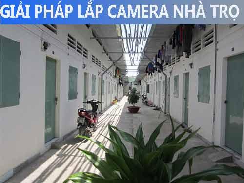 camera cho nhà trọ