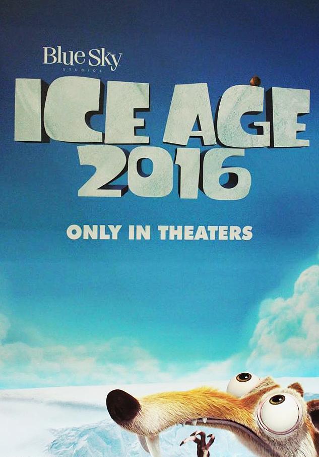 A Era do Gelo 5: O Big Bang – Dublado (2016)