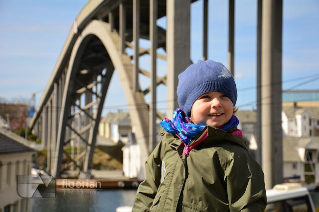 Wakacje w Norwegii z dziećmi. Dzieci w podróży.