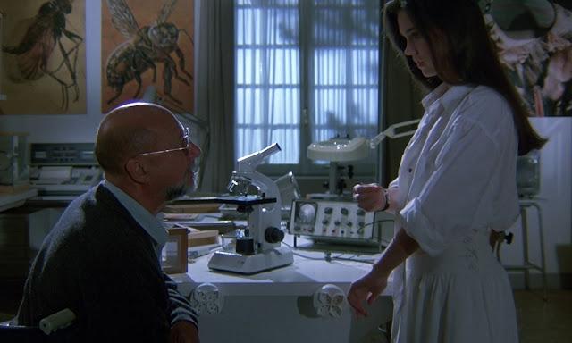 John McGregor menugaskan Jennifer Corvino menjadi seorang detektif bersama lalat Sarkofagus untuk menyelidiki pembunuhan