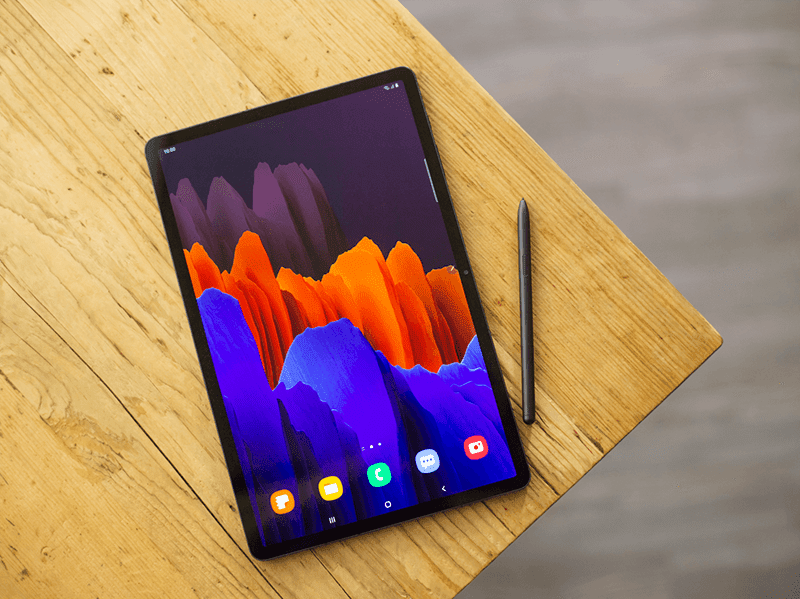 5 best features of the Samsung Galaxy Tab S7+
