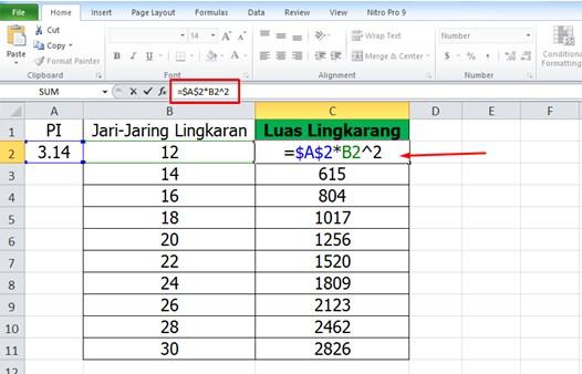 Cara Menghilangkan Rumus di Excel dengan Cepat
