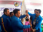 Anak Mantan Bupati Kampar Burhanuddin Husin, Febio Anggriawan Pimpin KNPI Kampar