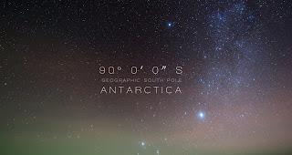 SOUTH POLE - NIGHT IN ANTARCTICA | Ein sagenhaftes Naturschauspiel am geographischen Südpol