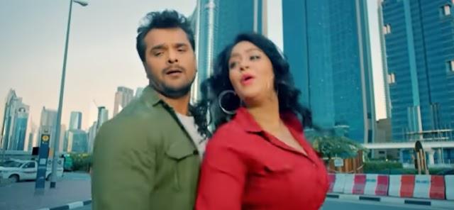 भोजपुरी फिल्म 'सईया अरब गईले ना' का टीजर जारी, दामदार अवतार में नजर आए काजल राघवानी एवं खेसारी लाल यादव
