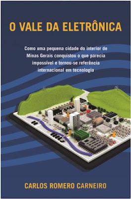 """Livro """"O Vale da Eletrônica"""""""